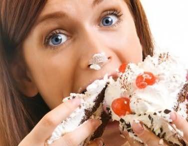 Будьте осторожны с поеданием сладкого – все хорошо в меру!