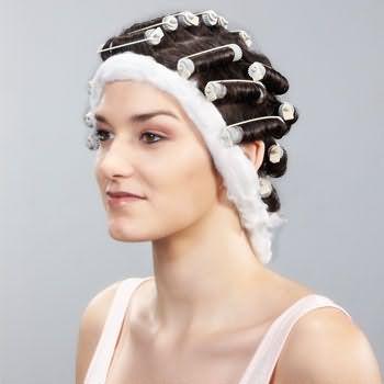 как делать химию для волос 3