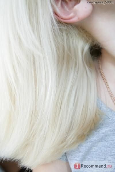 Ламинирование волос Double action фото