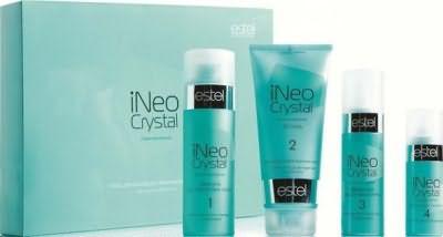 ESTEL OTIUMi Neo-Crystal - профессиональный уход за ламинированными волосами