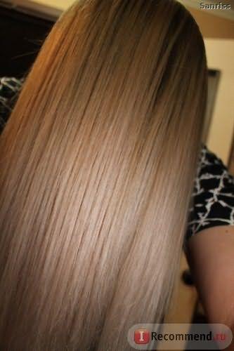 Состояние волос спустя год ухода за ними
