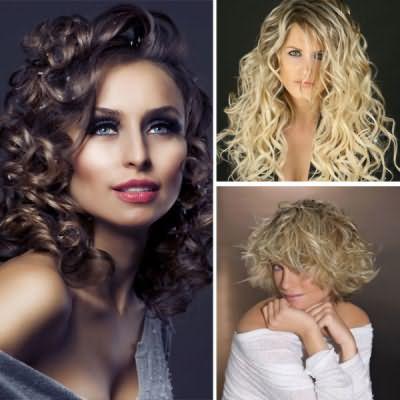 Химическая завивка на волосы средней длины – воплощение легкости и женственности