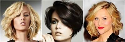 Прикорневая хим завивка на средние волосы позволяет решить проблему недостающего объема