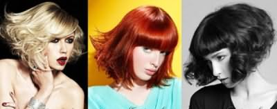 Боб или каре - зависит от типа волос