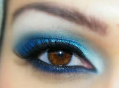 макияж для темноглазых