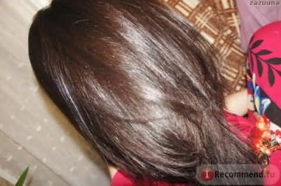 Маска для окрашенных и осветленных волос Concept Live Hair Питательная с льняным маслом фото