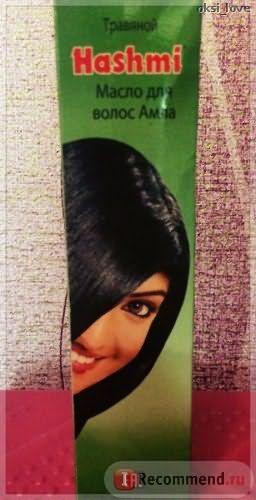Масло для волос Amla Plus Hashmi Амла фото