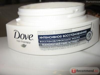 Маска для волос Dove Repair Therapy Интенсивное Восстановление фото