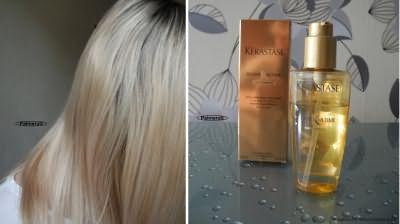 Масло для волос Kerastase Многофункциональное Elixir Ultime фото