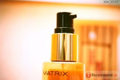 Масло для волос MATRIX BIOLAGE Exquisite Oil фото