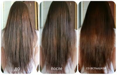 Очень полезен девушкам, мечтающим отрастить длинную косу – стричься с этим средством можно будет гораздо реже