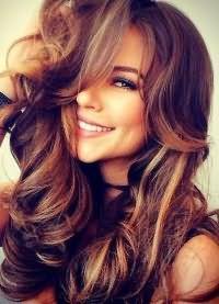 карамельный цвет волос краска 2