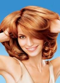 карамельный цвет волос краска 8