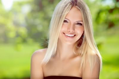 Мелирование на мелирование - волосы практически полностью осветляются с минимальным вредом для их структуры