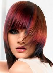 модная окраска волос 2017