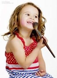 Стильная детская стрижка для девочек с длинными волосами
