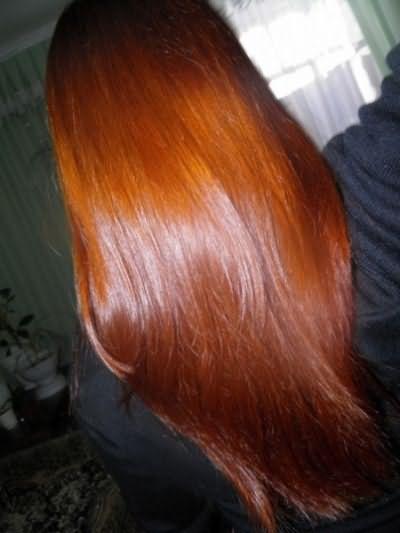 Для осветления волос после хны пользуйтесь народными методами