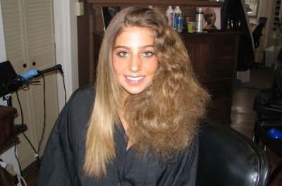 Такого результата позволит достичь утюжок для волос