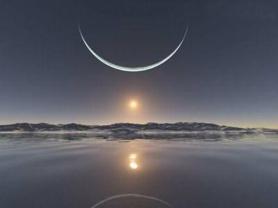 Новолуние – начало Нового лунного года