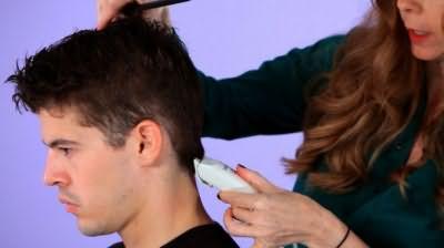 Как подстричь мужчину с помощью машинки