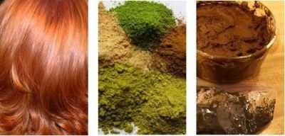 Все натуральные красители гарантируют привлекательность и здоровье окрашенным кудрям.