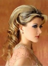 Нарядная прическа для длинных волос