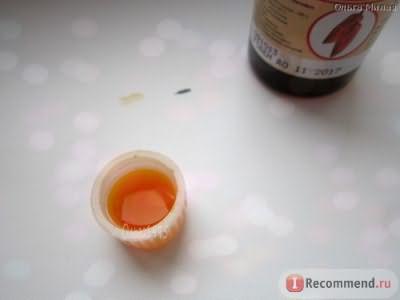 Настойка стручкового перца МедикоМед фото