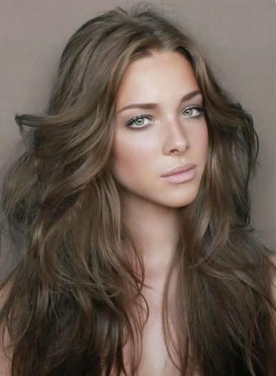 натуральные цвета волос