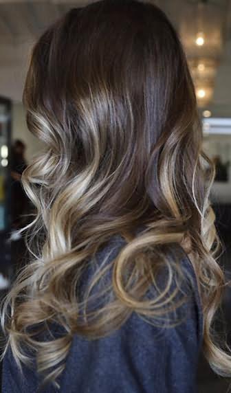 фото натуральных цветов волос