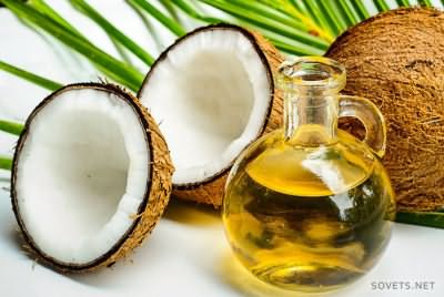Рецепты масок для волос с кокосовым маслом