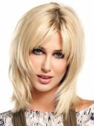 Рваная стрижка для блондинки с длинными волосами