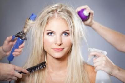 Стратегии для обесцвечивания волос на дому
