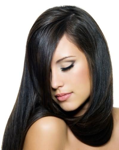 При правильном уходе тонкие волосы станут крепкими и здоровыми.