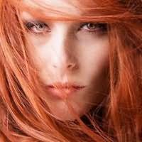огненно рыжий цвет волос краска 7