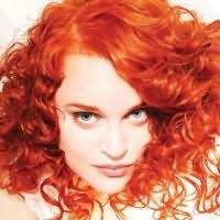 огненно рыжий цвет волос краска 1