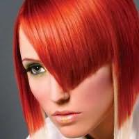 огненно рыжий цвет волос краска 2