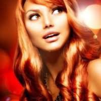 огненно рыжий цвет волос краска 6