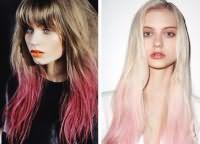 окраска волос модные тенденции 2017 7