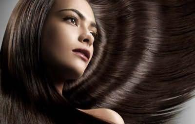 Красивые волосы окрашенные басмой