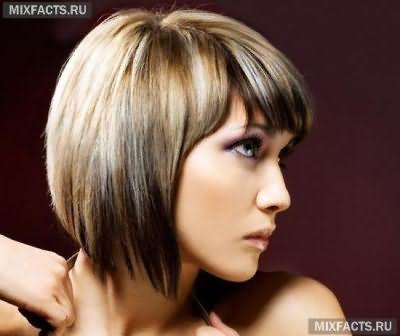 двутональное окрашивание волос в домашних условиях