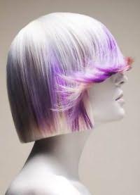 окрашивание омбре на короткие волосы 6