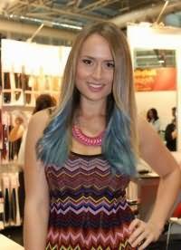 омбре на светлые волосы6