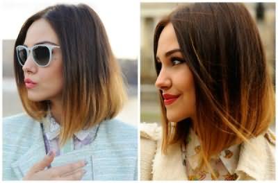 Тщательно рассчитывайте высоту покраски, чтобы ваш парикмахерский шедевр не выглядел, как запущенные не прокрашенные корни