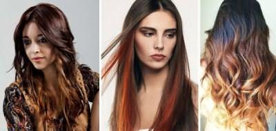 Омбре – метод окрашивания волос с постепенной растяжкой цвета, которая создает плавный переход