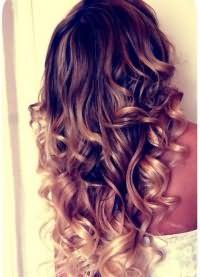 Осветление концов волос 2