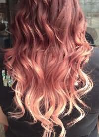 Осветление концов волос 5