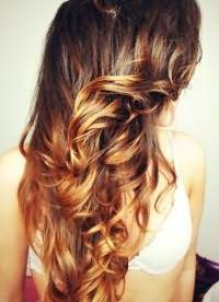 Осветление концов волос 6