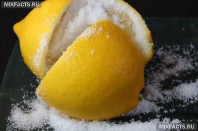 Лимонная кислота для ухода за волосами
