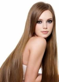 коричневые волосы 9