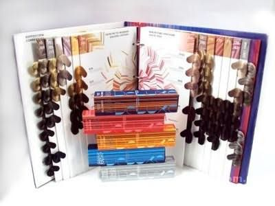 профессиональная краска для волос эстель палитра